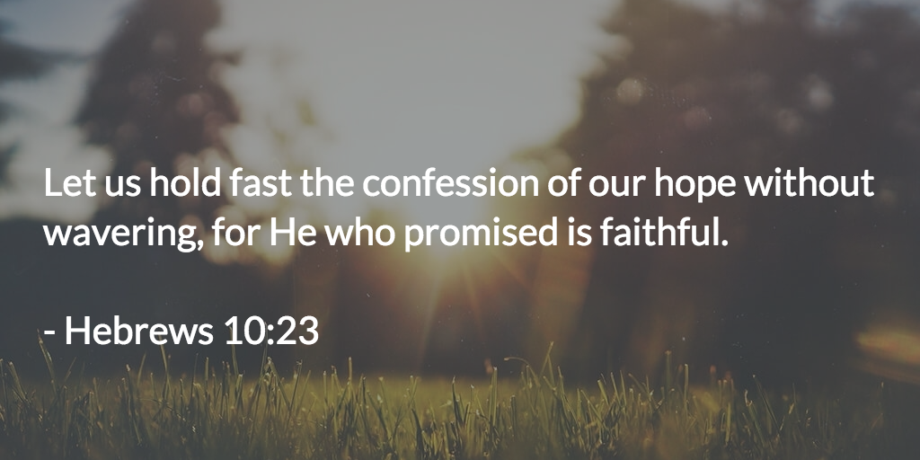 Hold On - Pauls Valley Seventh-day Adventist Church
