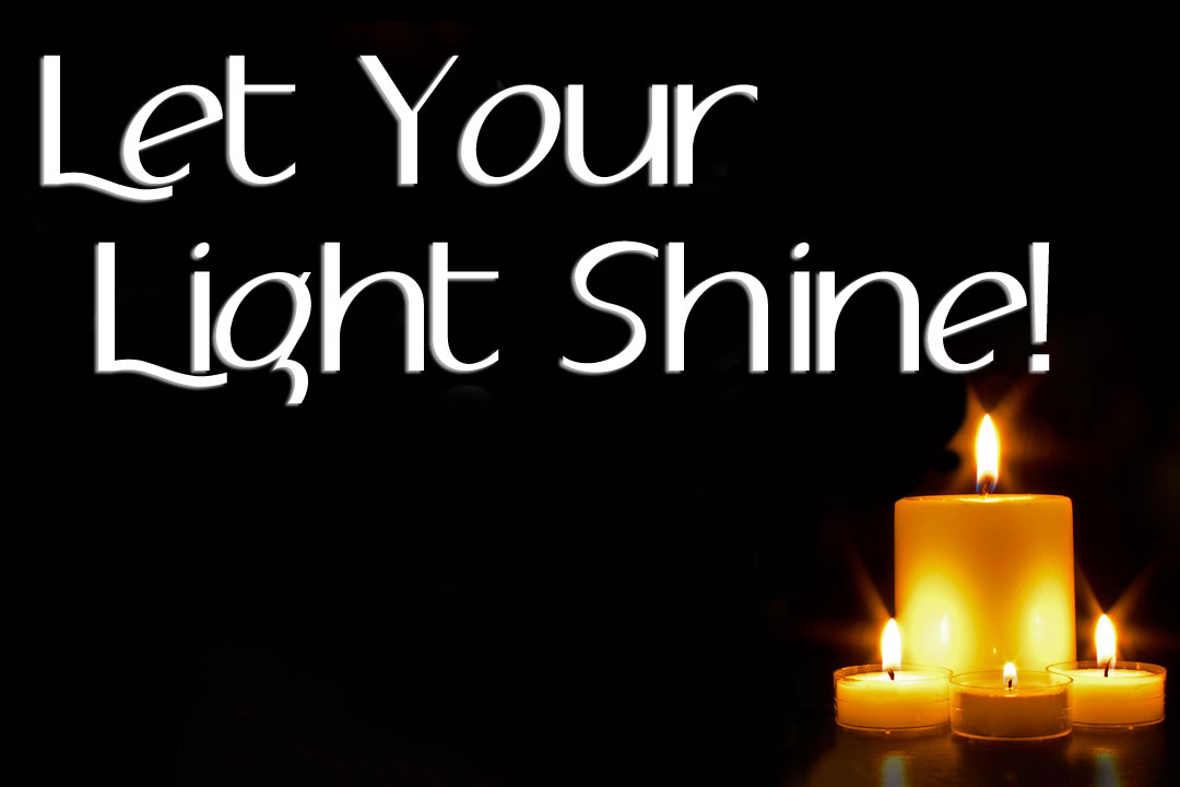 Let Your Light Shine - Pauls Valley Seventh-day Adventist Church