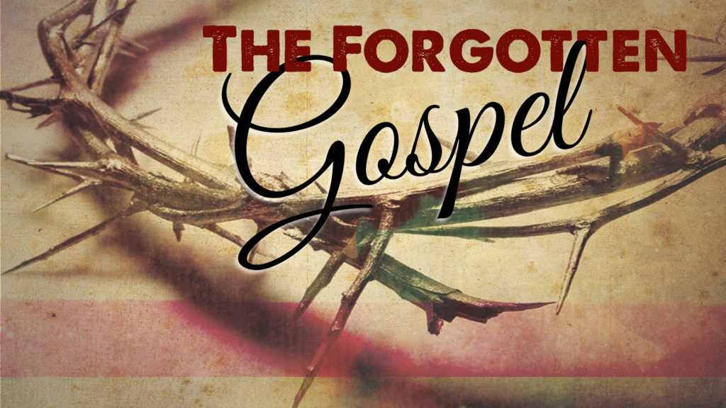 Forgotten Gospel.001